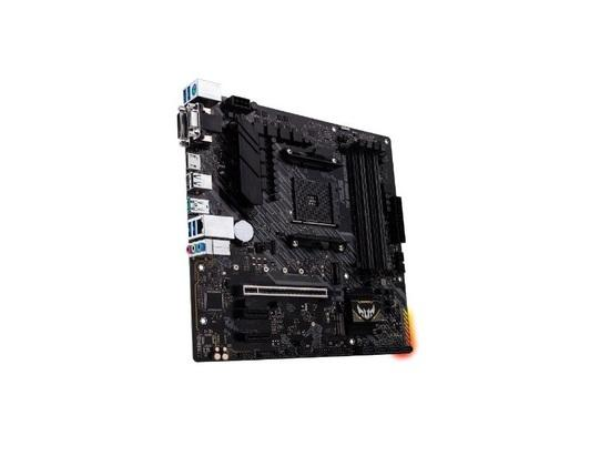 ASUS TUF GAMING A520M-PLUS soc.AM4, 90MB14Y0-M0EAY0