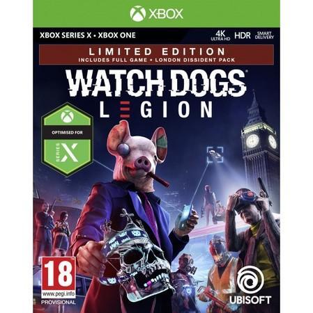 XONE - Watch_Dogs Legion Limited Edition