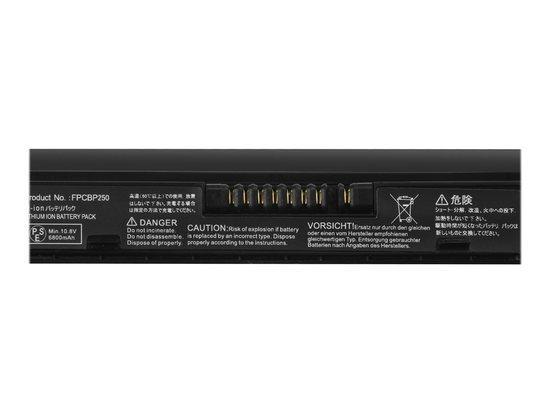 GREENCELL ULTRA Battery FPCBP250 for Fujitsu-Siemens LifeBook A530 A531 AH530 AH531, FS10ULTRA