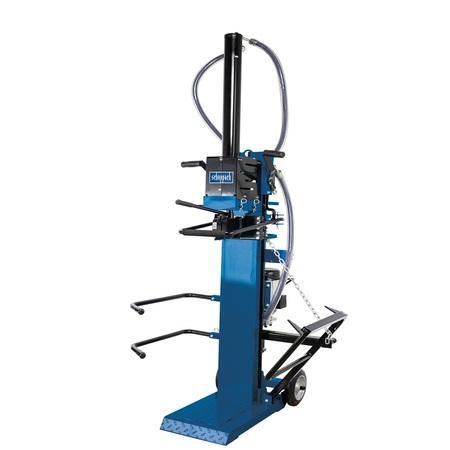 Scheppach HL 1300 vertikální štípač na dřevo 12t (400 V)