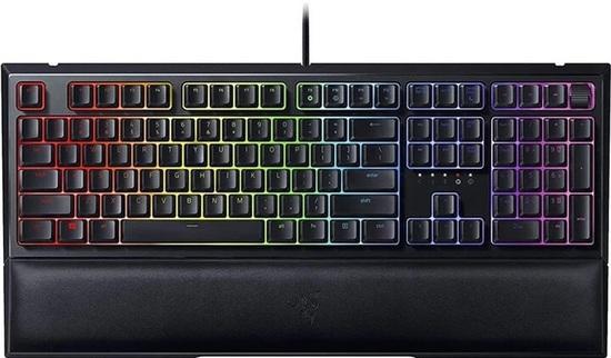 Klávesnice Razer Ornata V2, RGB, US - černá, 876056