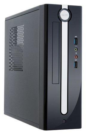 CHIEFTEC MiniT FI-01B-U3/ mini-ITX/ 300W TFX zdroj/ USB 3.0/ černý, FI-01B-U3-300