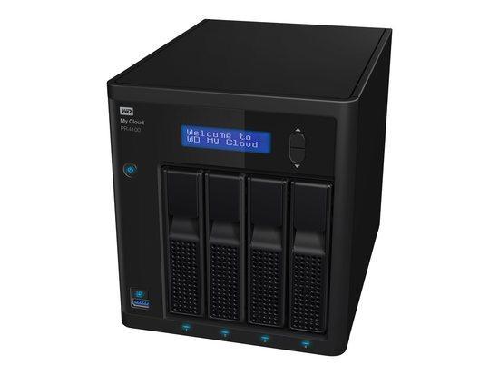 WD My Cloud Pro PR4100 WDBNFA0320KBK-EESN, WDBNFA0320KBK-EESN