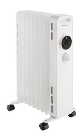 Concept RO3309 Olejový radiátor, 2000 W