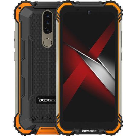 Doogee S58 PRO 6GB/64GB Dual SIM oranžový