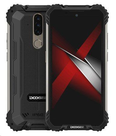 Doogee S58 PRO 6GB+64GB Dual SIM černý
