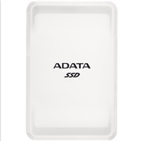 ADATA External SSD 500GB SC685 USB 3.2 Gen2 type C bílá