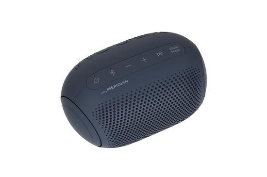 LG PL2 Bluetooth přenosný reproduktor černý, PL2
