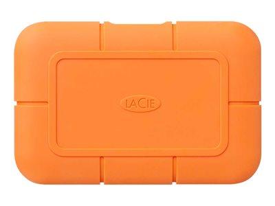 SEAGATE, LaCie Rugged SSD 500GB/USB-C