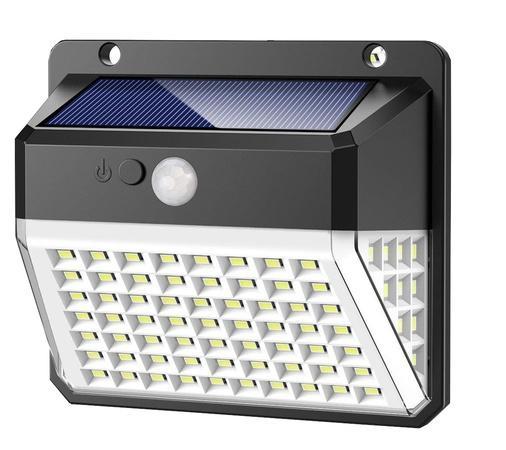 Venkovní solární LED světlo s pohybovým senzorem D82