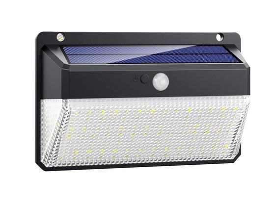 Venkovní solární LED světlo s pohybovým senzorem Z102