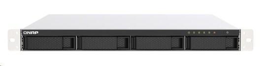 QNAP TS-453DU-4G (4C/Celeron J4125/2,0-2,7GHz/4GBRAM/4x3,5SATA/2x2,5GbE/2xUSB2.0/2xUSB3.2/1xPCIe/1xHDMI), TS-453DU-4G