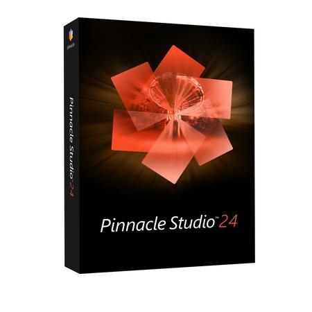 Pinnacle Studio 24 Standard (box) CZ, PNST24STMLEU