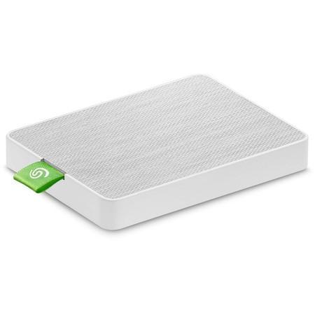 SSD externí Seagate Ultra Touch 500GB, USB 3.0 - bílý