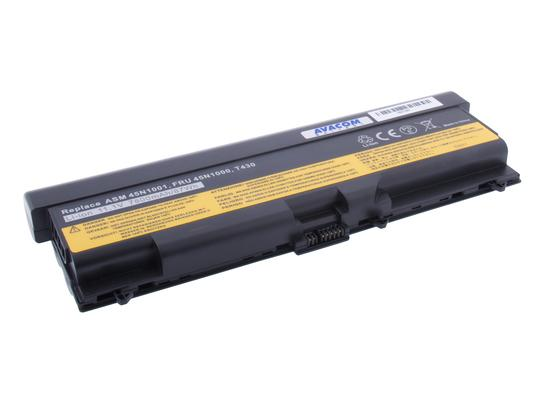 Náhradní baterie AVACOM Lenovo ThinkPad L530 Li-Ion 11,1V 7800mAh 87Wh , NOLE-L530H-806