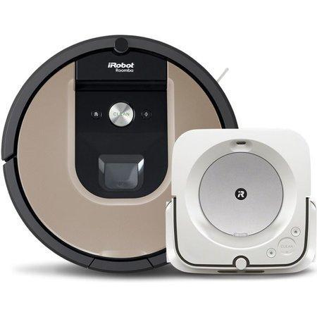 iRobot Roomba 976 / Braava jet m6