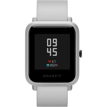Amazfit Bip S chytré hodinky, White Rock