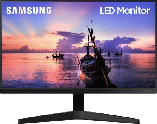 """24"""" LED Samsung T35F - Full HD, TILT, LF24T350FHUXEN"""