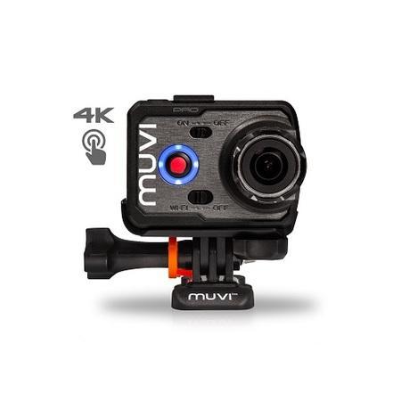 Kamera VEHO Muvi K-2 PRO 4k Wifi, Handsfree