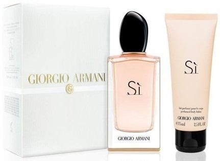 Giorgio Armani Sí W EDP 50ml + BL 75ml