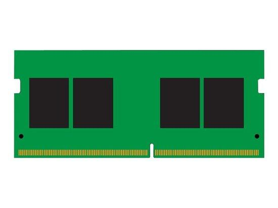 KINGSTON 8GB 2666MHz DDR4 Non-ECC CL19 SODIMM 1Rx16, KVR26S19S6/8