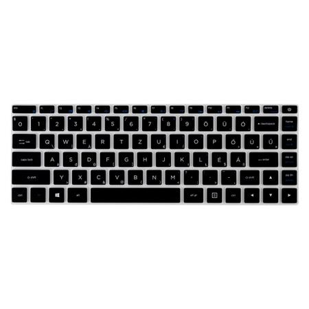 Umax Silicon Keyboard Cover 14WX-HU,