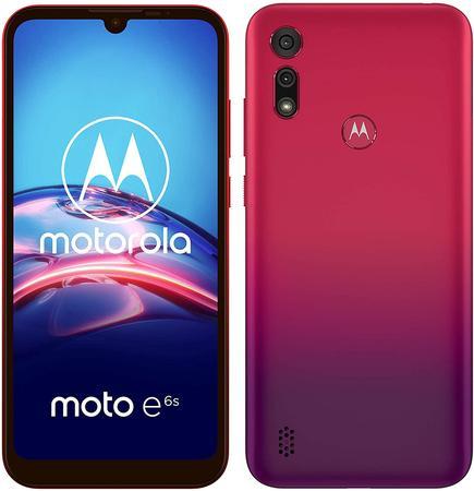 MOTOROLA Moto E6s Plus 4/64 Sunrise Red