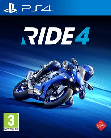 PS4 - Ride 4