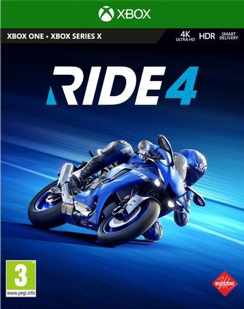 XONE - Ride 4