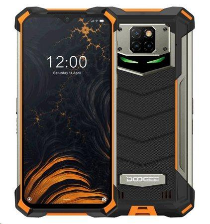 Doogee S88 PRO 6GB/128GB Dual SIM oranžový