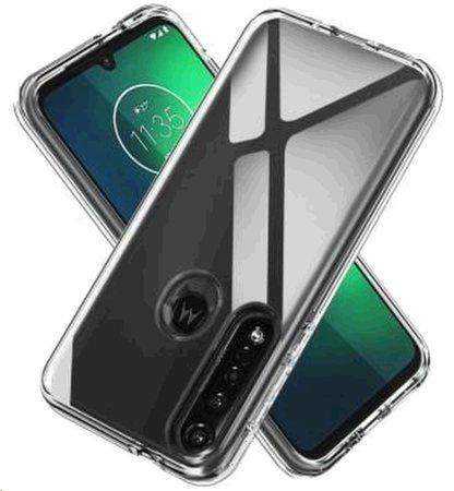 TPU Pouzdro pro Motorola Moto G9 Plus Transparent