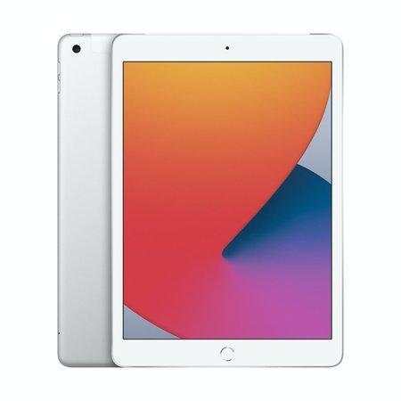 Apple iPad 2020 32GB Wi-Fi + Cellular Silver MYMJ2FD/A