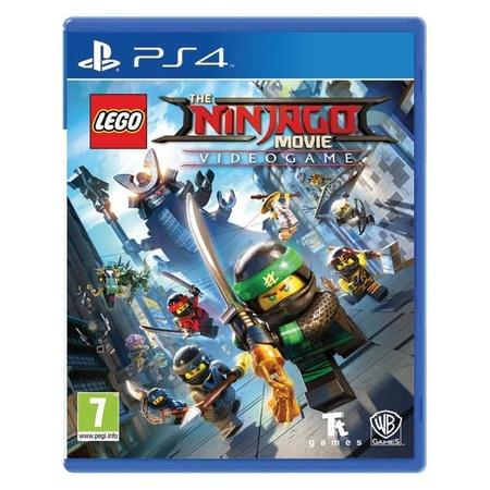 PS4 LEGO The Ninjago Movie: Videogame