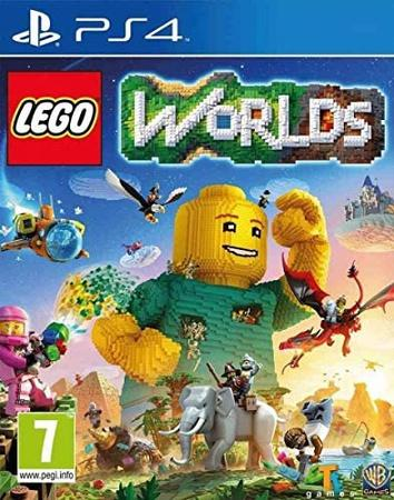 PS4 LEGO Worlds