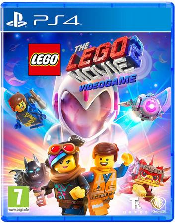 PS4 LEGO The Movie 2 Videogame