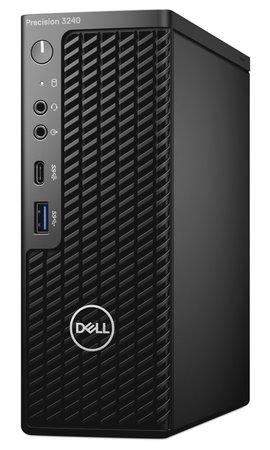 DELL Precision 3240 CFF/ i7-10700/ 16GB/ 512GB SSD/ Quadro P620 2GB/ W10Pro/ vPro/ 3Y PS on-site, 79FMW