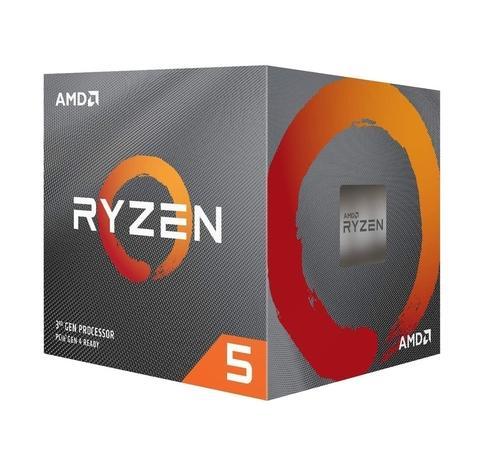 AMD Ryzen 5 46/6T 3500X (3.6/4.1GHz,35MB,65W,AM4)/Wraith Stealth cooler/box, 100-100000158BOX
