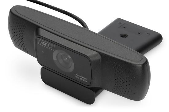 DIGITUS Webová kamera Full HD 1080p s automatickým zaostřováním, širokoúhlá, DA-71901