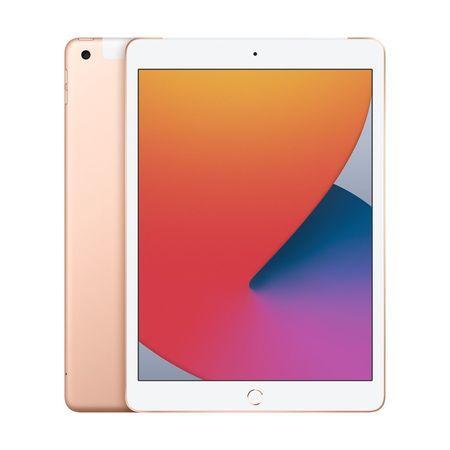"Apple iPad 10,2"" 128GB Wi-Fi + Cellular zlatý (2020)"