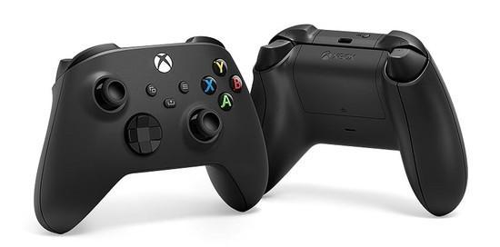 XSX - Bezdrátový ovladač Xbox One Series, černý