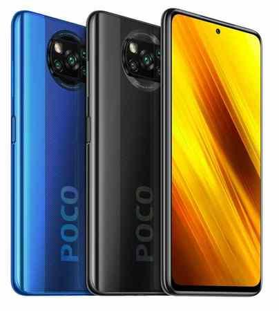 Xiaomi Pocophone X3 NFC 6GB/128GB Cobalt Blue