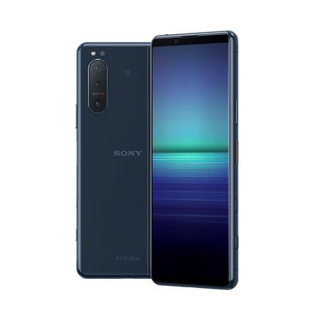 Sony XQ-AS52 Xperia 5 II DualSim gsm tel. Blue
