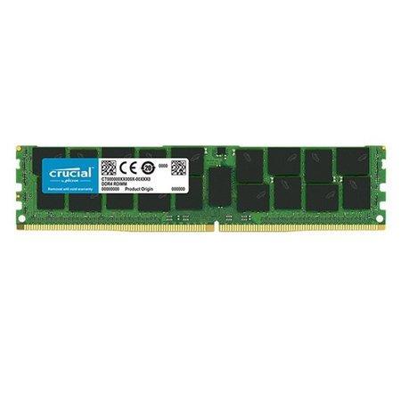 Crucial DDR4 16GB DIMM 2666MHz CL19 ECC Reg DR x8, CT16G4RFD8266