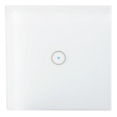 NEDIS Wi-Fi chytrý spínač osvětlení/ jednoduchý/ Android/ iOS/ Nedis® SmartLife/ bílý