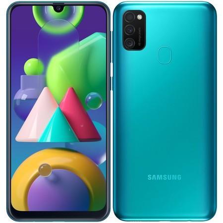 Samsung Galaxy M21 zelený