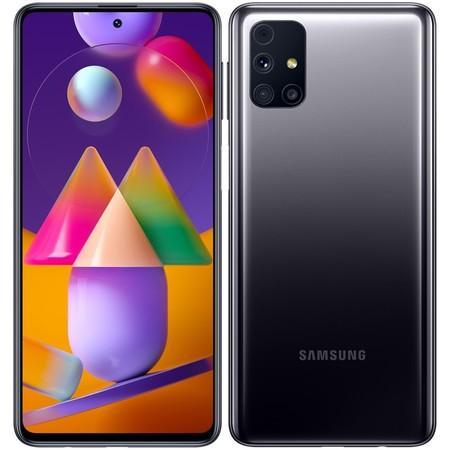 Samsung Galaxy M31s černý