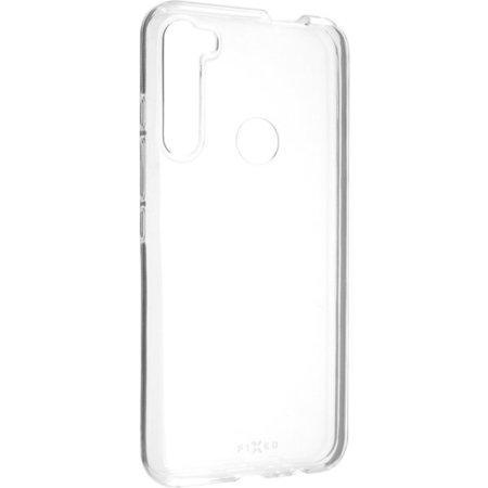 FIXED Skin ultratenké TPU pouzdro 0,6 mm Motorola One Fusion+ čiré