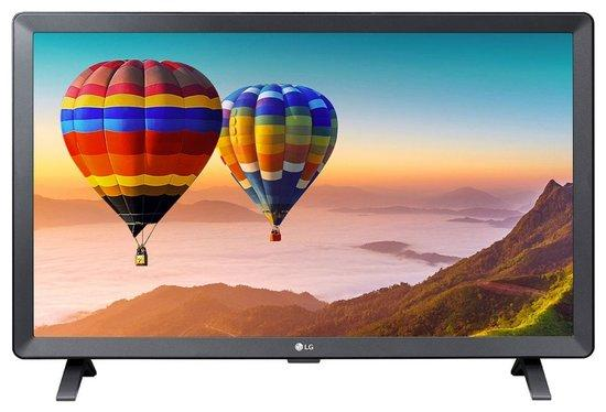 "LG TV monitor 24TN520S-PZ/ 23,6""/ IPS / 1366x768 / 16:9 / DVB-T2/C/S2 / HDMI, 24TN520S-PZ.AEU"