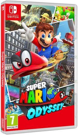 NINTENDO Super Mario Odyssey hra SWITCH