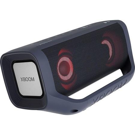 LG PN5 Bluetooth přenosný reproduktor black, PN5